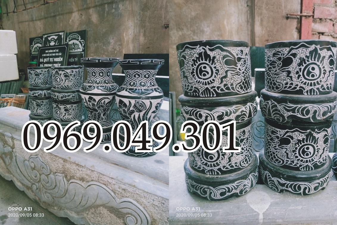 bát hương đá giá rẻ tại xưởng