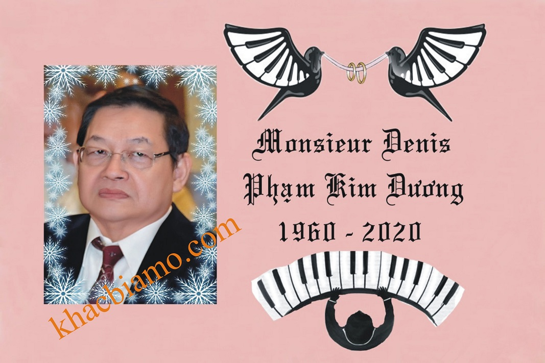 Bia nhạc sĩ Phạm Kim Đương