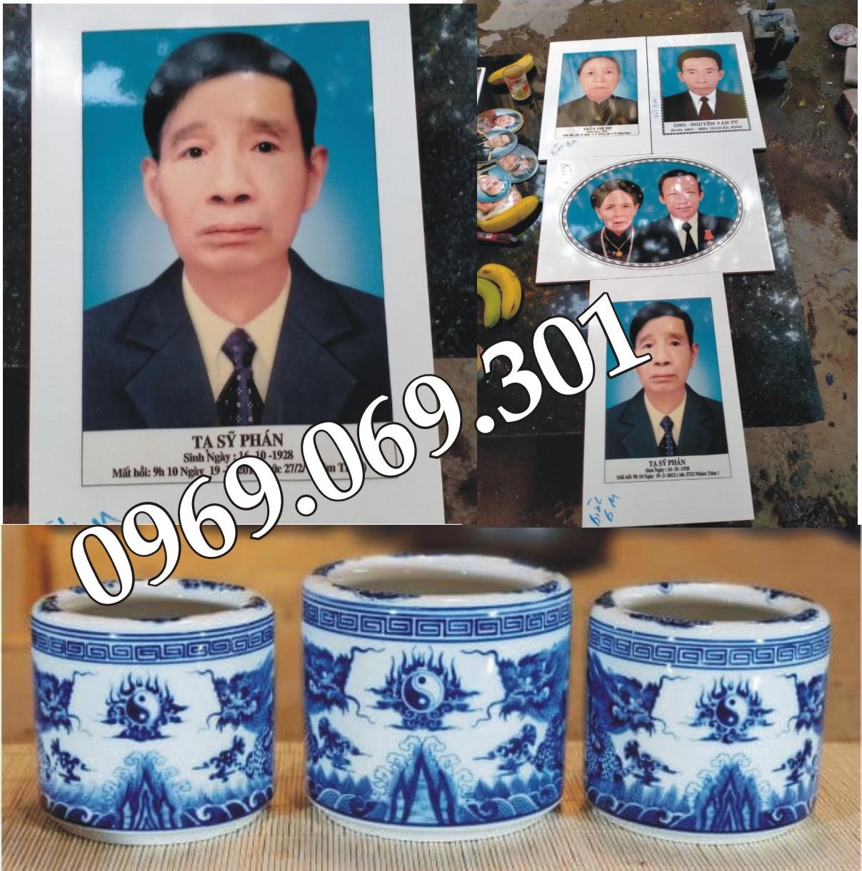 Bát hương men sứ là giá trị văn hóa thờ cũng của người Việt.