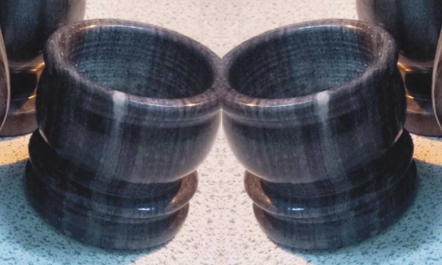 cốc bằng đá phi 10cm